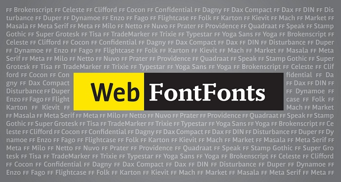 How To Use Web Fonts Cross Browser