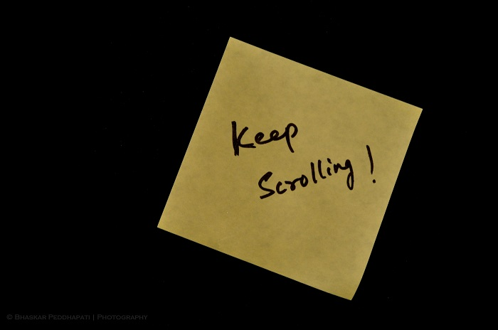 What is Infinite Scroll and Should You Implement it On Your Website?