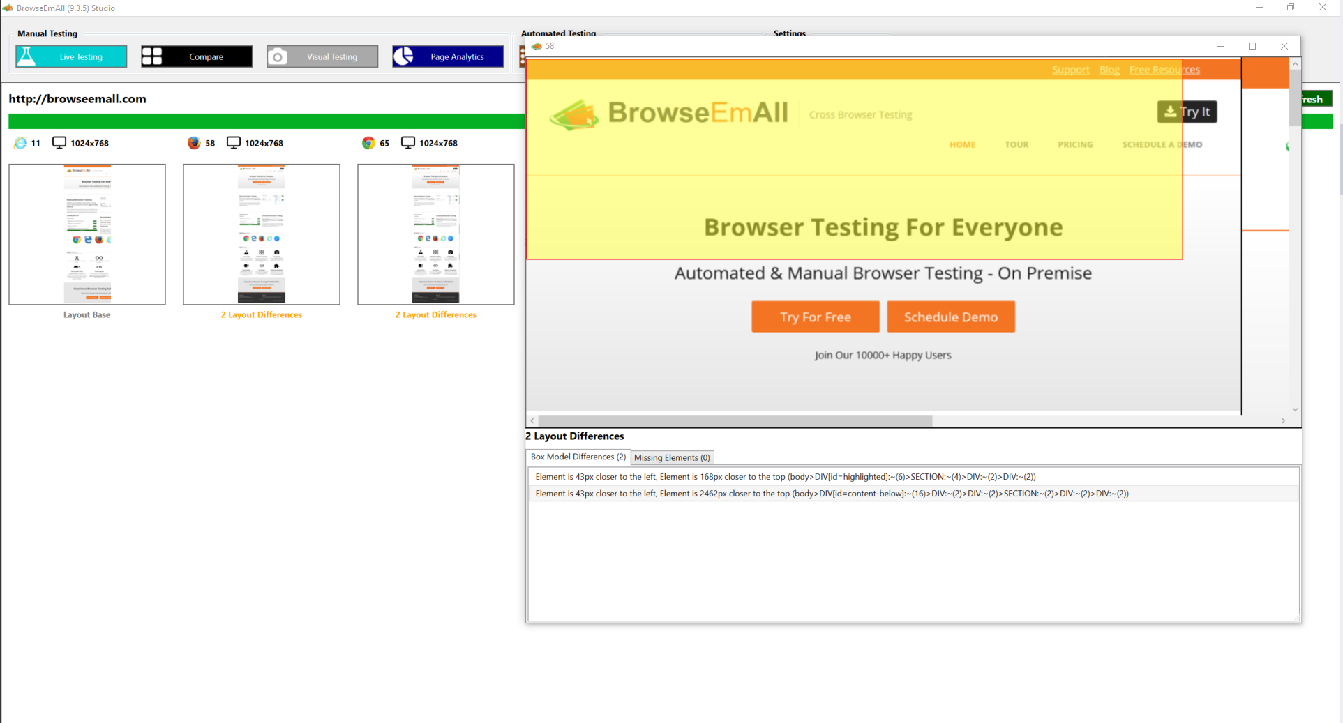 Enhance Your Browser Testing | BrowseEmAll